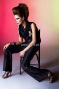 Nadia Ellahi 2012 Fusion Wear Outfits for Girls 005