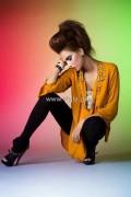Nadia Ellahi 2012 Fusion Wear Outfits for Girls 006