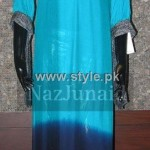 NazJunaid Eid Collection 2012 Outfits for Girls 007
