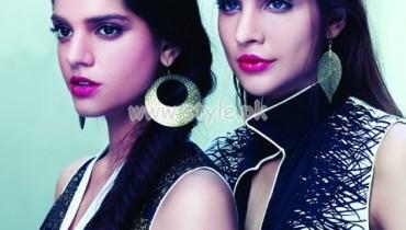 Nda Azwer Latest Eid Dresses 2012 Eastern Collection 004
