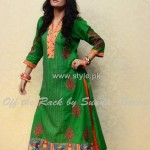 Off the Rack by Sundas Saeed Eid Collection 2012 004