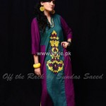 Off the Rack by Sundas Saeed Eid Collection 2012 007