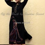 Off the Rack by Sundas Saeed Eid Collection 2012 015