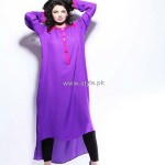 Rabiya Mumtaz Color Blocked Collection 2012 for Women 001