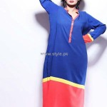 Rabiya Mumtaz Color Blocked Collection 2012 for Women 002