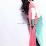 Rabiya Mumtaz Color Blocked Collection 2012 for Women 003