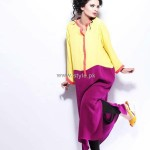 Rabiya Mumtaz Color Blocked Collection 2012 for Women 005