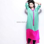 Rabiya Mumtaz Color Blocked Collection 2012 for Women 008