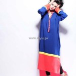 Rabiya Mumtaz Color Blocked Collection 2012 for Women 011