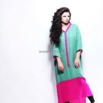 Rabiya Mumtaz Color Blocked Collection 2012 for Women 012