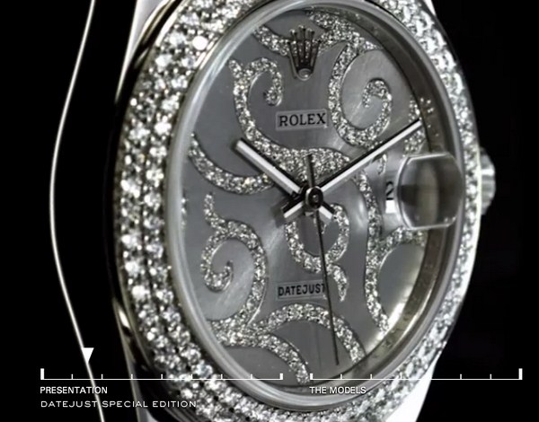 Rolex Date Just Watches Collection 2012 For Women 001