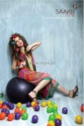 Saakh by Sabah 2012 Latest Outfits for Girls