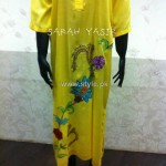 Sarah Yasir Eid Collection 2012 for Women 001