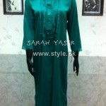 Sarah Yasir Eid Collection 2012 for Women 003