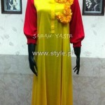 Sarah Yasir Eid Collection 2012 for Women 004
