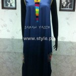 Sarah Yasir Eid Collection 2012 for Women 006