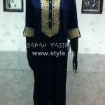 Sarah Yasir Eid Collection 2012 for Women 008