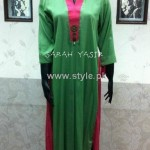 Sarah Yasir Eid Collection 2012 for Women 010