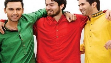 Shahnameh By Kayseria Eid Collection 2012 For Men 001