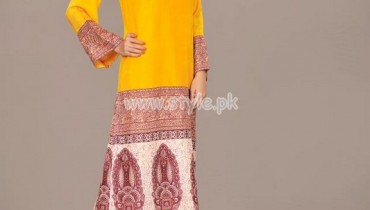 Silk by Fawad Latest Eid 2012 Collection For Women 001