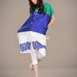 Silk by Fawad Latest Eid 2012 Collection For Women 002