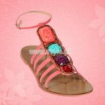 Stylo Shoes Eid 2012 Latest Slippers Designs 002