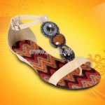 Stylo Shoes Eid 2012 Latest Slippers Designs 003