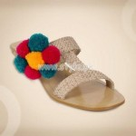 Stylo Shoes Eid 2012 Latest Slippers Designs 005
