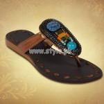 Stylo Shoes Latest Eid Foot Wears For Women 2012 008