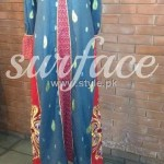 Surface Eid Collection 2012 Dresses for Women 001