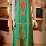Thredz 2012 Eid Dresses for Women and Girls 001