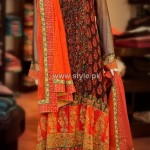 Thredz 2012 Eid Dresses for Women and Girls 002
