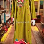 Thredz 2012 Eid Dresses for Women and Girls 003