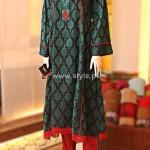 Thredz 2012 Eid Dresses for Women and Girls 005