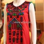 Thredz 2012 Eid Dresses for Women and Girls 009