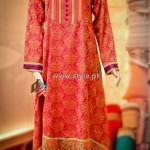 Thredz 2012 Eid Dresses for Women and Girls 010
