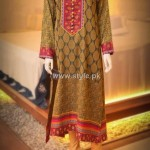 Thredz 2012 Eid Dresses for Women and Girls 012