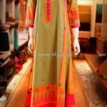 Thredz 2012 Eid Dresses for Women and Girls 013