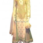 Turn Style 2012 Elegant Eid Outfits for Women 005