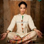 Turquoise Eid Collection 2012 for Ladies 005