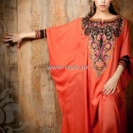 Turquoise Eid Collection 2012 for Ladies 007