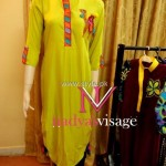 Visage Eid Collection 2012 for Girls by Nadya 007