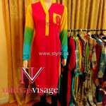 Visage Eid Collection 2012 for Girls by Nadya 009