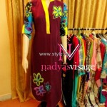 Visage Eid Collection 2012 for Girls by Nadya 011