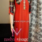 Visage Eid Collection 2012 for Girls by Nadya 012