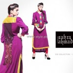 Zahra Ahmed Eid Collection 2012 Part 2 for Women 006