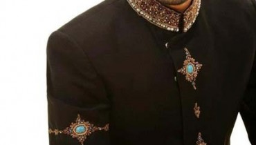 Ahsan Hussain Sherwani Collection 2012 For Men 001