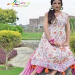 Anna's Lawn Essential 2012 Collection for Women 005