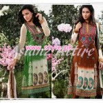 Asianz Attire Latest Party Wear Collection 2012 014