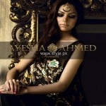 Ayesha Ahmed Formal Wear Collection 2012 for Women 001